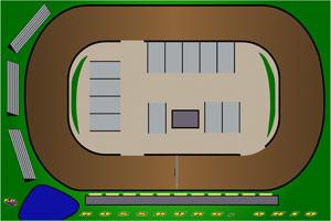 Rossburg, OH Dirt Track - Play Matz