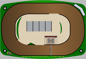 Knoxville, IA Dirt Track - Mats